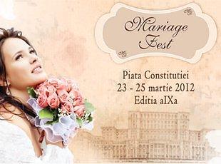 Mariage Fest martie 2012