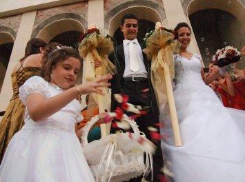 Superstitii legate de nunti