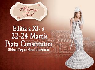 Targ de nunta Mariage Fest martie 2013