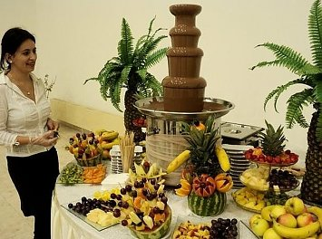 Rai de Ciocolata Nunta Bucuresti