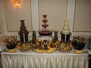 Fantana de ciocolata Nunta Bucuresti