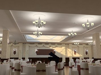 Paradis Grand Ballroom Nunta Bucuresti