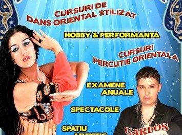 Academia de Dans Oriental Nunta Bucuresti