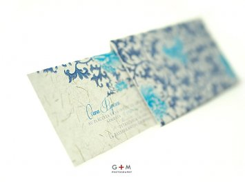 G+M Handmade Paper Nunta Bucuresti