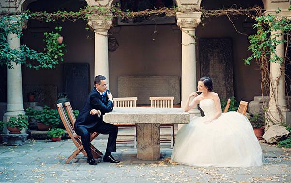 Locatii poze ziua nuntii Bucuresti Biserica Stavropoleus
