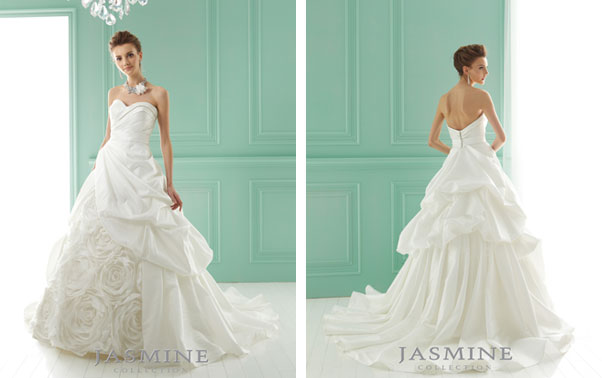 Rochie de mireasa Jasmine Bridal 2012