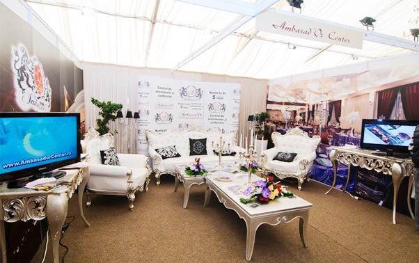 Stand restaurant targ de nunta E-Mariaj toamna 2011