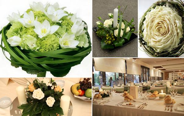 Stilul de nunta eco Angels Day Bucuresti